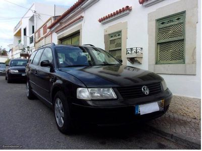 used VW Passat 1.9