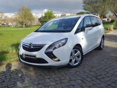 usado Opel Zafira Tourer 1.6CDTi COSMO