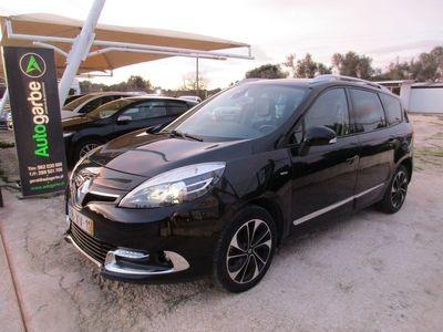 usado Renault Grand Scénic 1.6 dCi Bose Edition SS