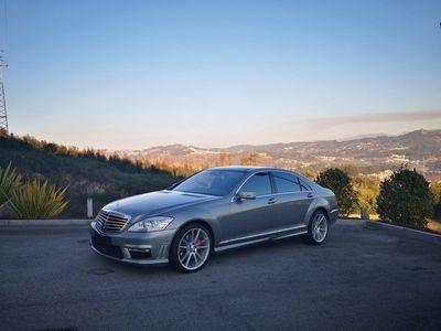 usado Mercedes S400 Hybrid/Gasolina kit AMG - 2012