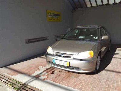 usado Honda Civic Coupé 1.7 ES