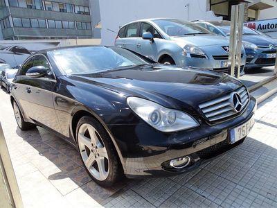 usado Mercedes CLS320 CDI AVANTGARDE