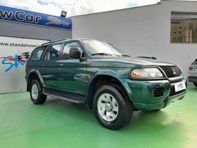 usado Mitsubishi Pajero Sport Wagon 2.5