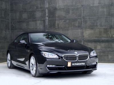 usado BMW 640 d Coupé