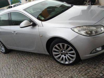usado Opel Insignia 2000 cdti