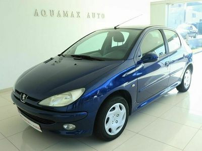 usado Peugeot 206 1.1 Color Line