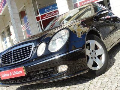 usado Mercedes E270 ClasseCDi Avantgarde (177cv) (4p)