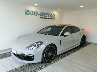 usado Porsche Panamera 4S 4 S