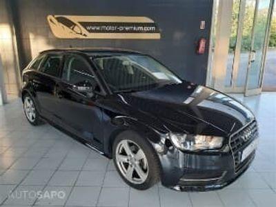 usado Audi A3 1.6 TDI Attraction Ultra (110cv) (3p)