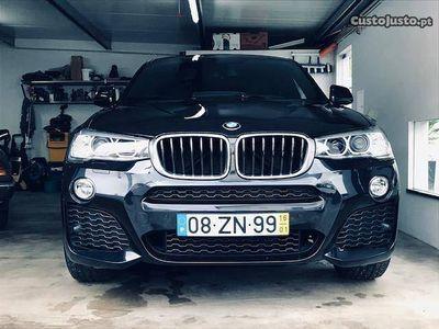 usado BMW X4 Xdrive 2.0 Pack M