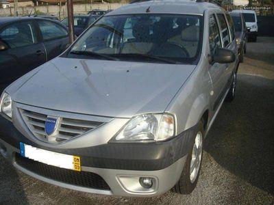 usado Dacia Logan SD 1.5 dci 7 lugares