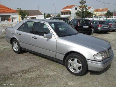 usado Mercedes C200 DIESEL - 93