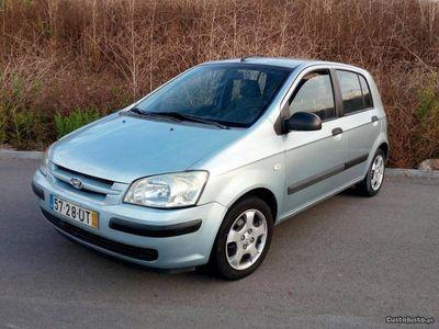 brugt Hyundai Getz 1.2 d,asst 2003