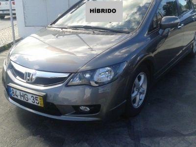 usado Honda Civic 1.3 DSI i-VTEC Hybrid Elegance (115cv) (4p)
