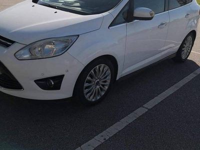 used Ford C-MAX 1.6 Titanium