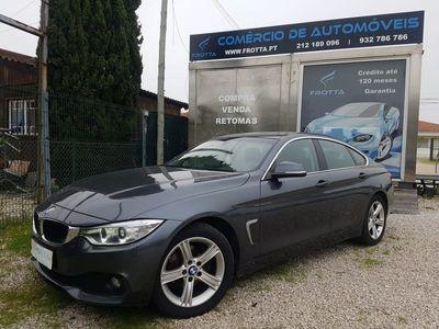 usado BMW 418 Gran Coupé OFERTA IUC