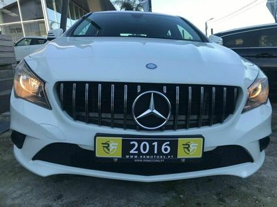 usado Mercedes CLA220 cdi 177cv Urban