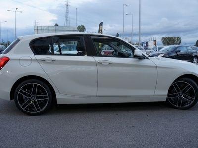 usado BMW 116 d Edynamics Line Sport GPS