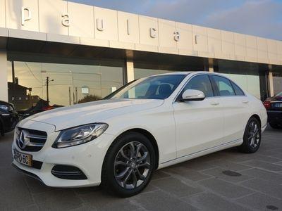 usado Mercedes C180 180 CDI BLUETEC