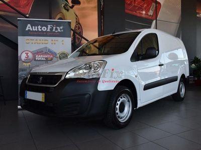 brugt Peugeot Partner 1.6 HDI L2 OFFICE 100 CV