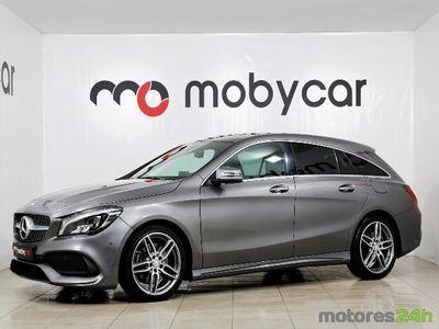 usado Mercedes CLA220 Classed AMG Line Aut.