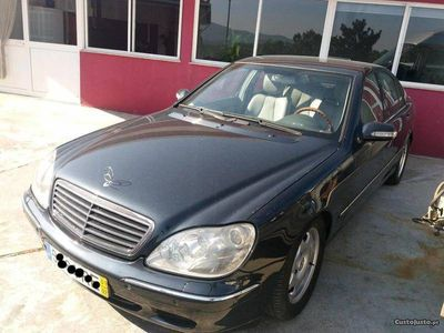 usado Mercedes S320 cdi
