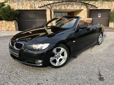 usado BMW 320 Cabriolet d Pack M interior