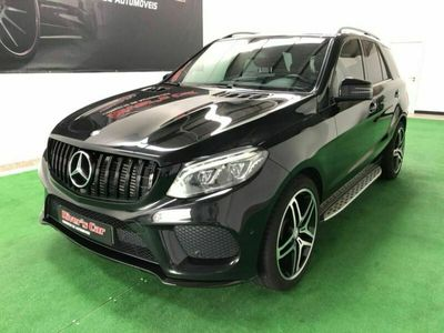 usado Mercedes GLE250 d 4-Matic