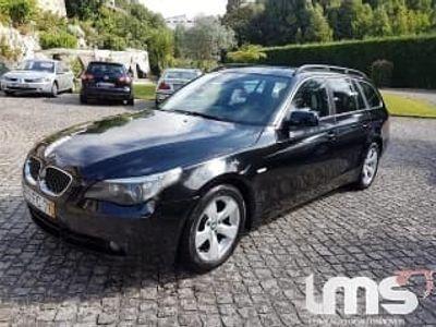 usado BMW 525 Série 5 dA Touring (177cv) (5p)