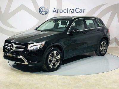 brugt Mercedes GLC250 4 MATIC