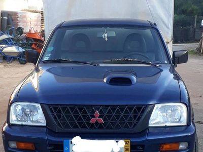 gebraucht Mitsubishi L200 L200TRUBO
