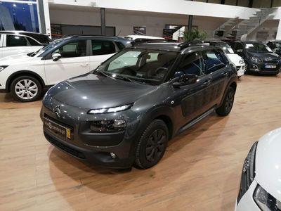 usado Citroën C4 Cactus 1.6 BlueHDi Business 100cv c/GPS, Cam. Tras.
