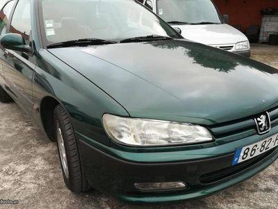 brugt Peugeot 406 1.9 STDT