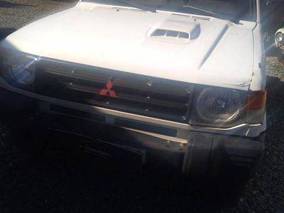 usado Mitsubishi Pajero 2.5 TD 4x4