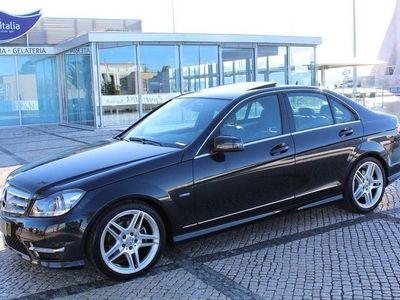 brugt Mercedes C250 CDI AMG Automático