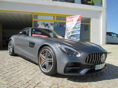 brugt Mercedes AMG GT 400 V8 BITURBOCABRIO