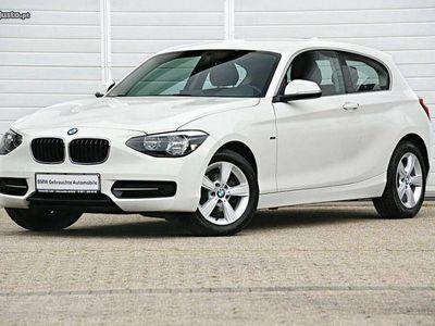 usado BMW 118 118 D Sport line