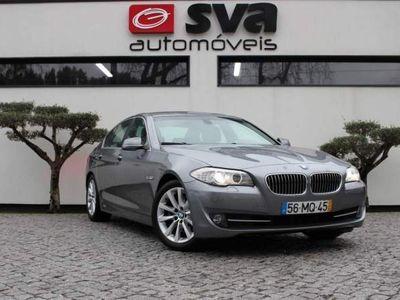 usado BMW 520 d Nacional Cx. Automática 184 cv