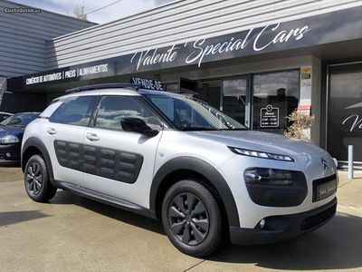usado Citroën C4 Cactus 100cv