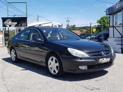 usado Peugeot 607 2.2 HDi (133cv) (4p)