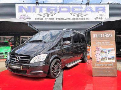 usado Mercedes Viano 2.3 CDI 8 LUG VIP