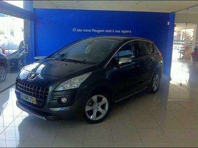 usado Peugeot 3008 1.6 HDi SE Style
