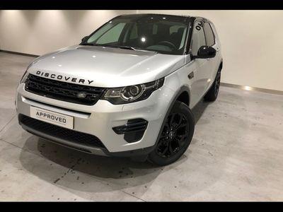 usado Land Rover Discovery Sport 2.0 TD4 SE