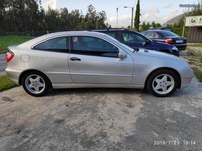 usado Mercedes C220 Sport Coupé CDI