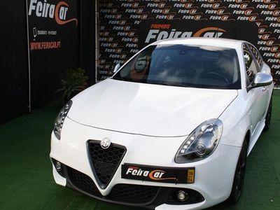 usado Alfa Romeo Giulietta 1.6 JTDm