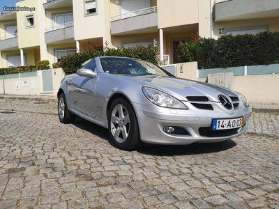 usado Mercedes SLK200 Nacional