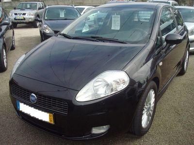 usado Fiat Grande Punto van 90 cv