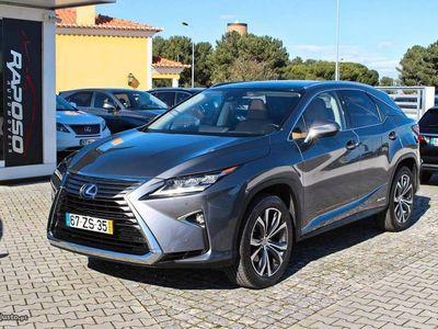 usado Lexus RX450h Executive+