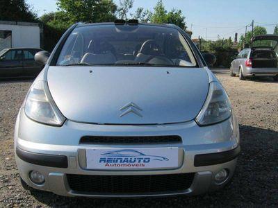usado Citroën C3 Pluriel Cabrio 1.4 HDI