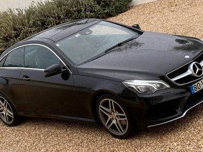 usado Mercedes E220 Coupe AMG
